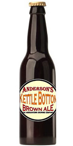 Anderson's Kettle Bottom Brown Ale