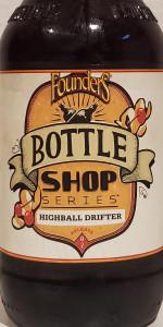 Bottle Shop Series #2: Highball Drifter