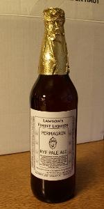 Permagrin Rye Pale Ale