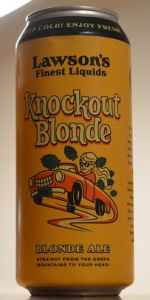 Knockout Blonde
