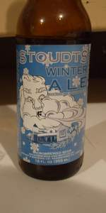 Stoudts Winter Ale (2009-2010)