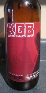 Sherbrooke KGB Russian Imperial Stout