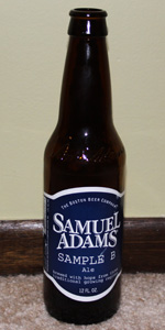 Samuel Adams Sample B - IPA