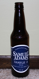 Samuel Adams Sample A Pils