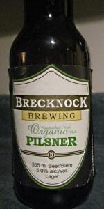 Brecknock Pilsner