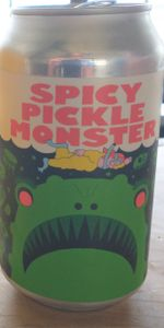 Spicy Pickle Monster