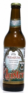 Premium Lager / Kláster Svetlý Special 14%