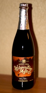 Barrel Aged Hibernation Ale