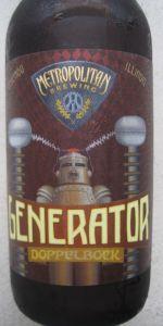 Generator Doppelbock