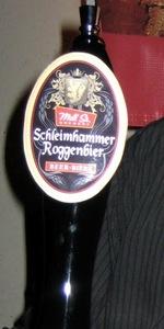 Mill Street Schleimhammer Roggenbier