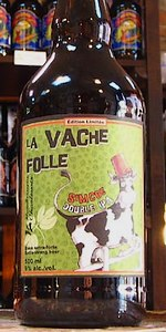 La Vache Folle Double IPA - Simcoe