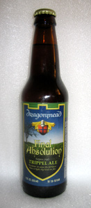 Dragonmead Final Absolution Trippel