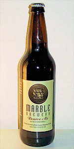 Marble Reserve Ale