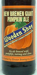 New Bremen Giant Pumpkin Ale
