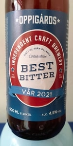 VÃ¥r 2021 - Best Bitter