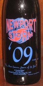 Newport Storm '09