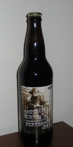Emperor Norton's Peppermint Stout