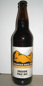 Oregon Pale Ale (OPA)