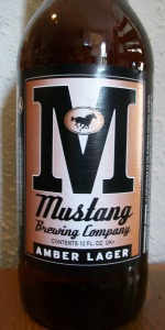 Mustang Amber Lager