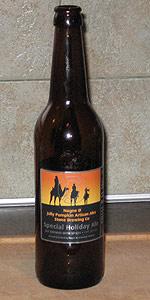 Special Holiday Ale - Nøgne Ø/Jolly Pumpkin Artisan Ales/Stone Brewing Co.
