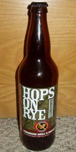 Hops On Rye