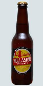 Wollaston Wheaty