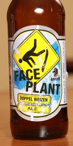 Bayern Face Plant Doppel Weizen