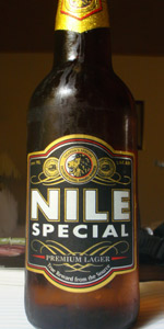 Nile Special Lager