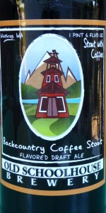Backcountry Coffee Stout