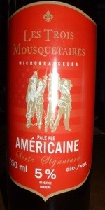 Serie Signature - Americaine Pale Ale