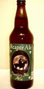 Deathly Pale Ale