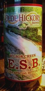 Wilson Creek ESB