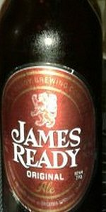 James Ready Original Ale