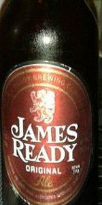 James Ready Original Ale