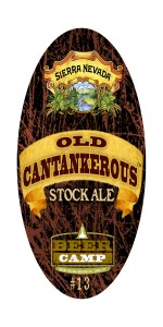 Old Cantankerous Stock Ale - Beer Camp #13