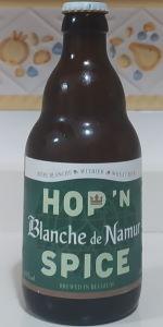 Blanche de Namur Hop'n Spice