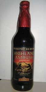 Highland Ambush Scotch Ale