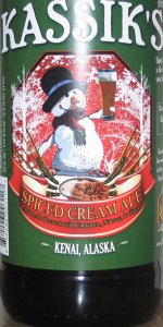 Spiced Cream Ale