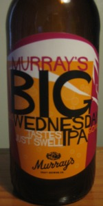 Murray's Big Wednesday Pale Ale