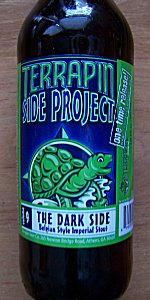 Terrapin The Dark Side Belgian Style Imperial Stout