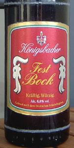 Königsbacher Fest-Bock