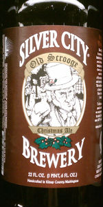 Old Scrooge Ale