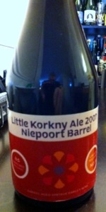 Little Korkny Ale (Niepoort Port Barrel Aged)