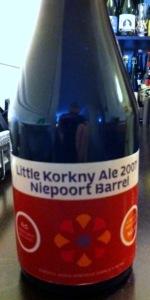 Little Korkny Ale (Niepoort Port Barrel Aged)
