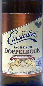 Einsiedler Sächsisch Doppelbock