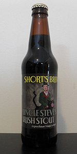 Short's Uncle Steve's Irish Stout
