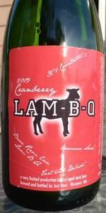 Cranberry Lam-B-Q