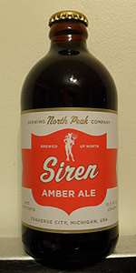 North Peak Siren Amber