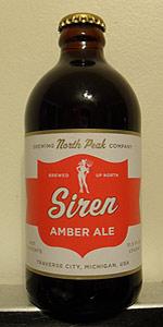 North Peak Siren Amber