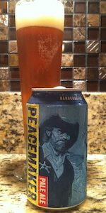 Peacemaker Pale Ale